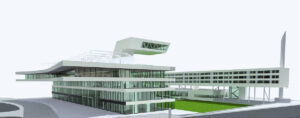 Ein Blick in die Zukunft: Die ambitionierte Vision der neuen Stadtbibliothek Salzburg findet im Herbst 2008 ihre Vollendung.