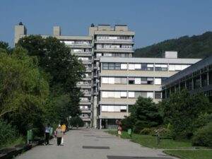 "Die ""Kepler-Uni"" in Linz"