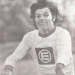 Während seiner Zeit bei Austria/WAC 1975.