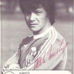 Entscheidender Elfmeter zum 5 : 4 gegen Dynamo Moskau am 12. April 1978. 70.000 Menschen im Wiener Stadion standen Kopf. Die Austria war im Endspiel.