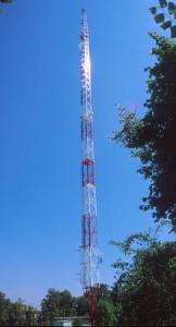 Der Sender am Freinberg heute, wie er bekannt ist.