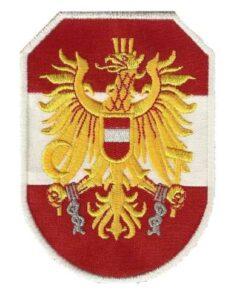 Das ÖFB-Logo für die Dressen der Spieler. Foto: oepb