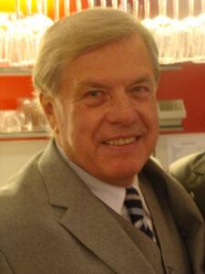 Zeitzeuge Hans Buzek. Foto: oepb