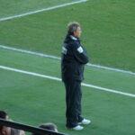 FAK-Coach Karl Daxbacher.
