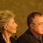 Lotte Ledl und Heinz Zuber.