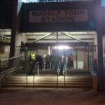 Rudolf Tonn-Stadion, Eingang