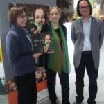 V.l. Dagmar Schratter, Renate Bliem, Lukas Beck