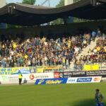 Lautstark und stets treu ergeben - die Vienna-Fans.