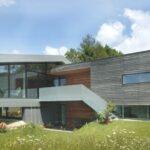 Moderne Leichtbauweise sorgt daheim auch im Sommer für komfortable Temperaturen. Foto: ISOVER/Einfamilienhaus