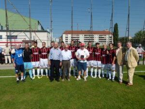 Der LAC in der Saison 2011/12. Foto: oepb