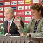 Leo Windtner (links), Peter Klinglmueller