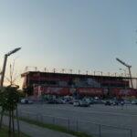 Neues Licht in der Generali-Arena