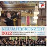 CD Neujahrskonzert 2012. Dirigent: Mariss Jansons