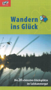 Buchcover Wandern ins Glück