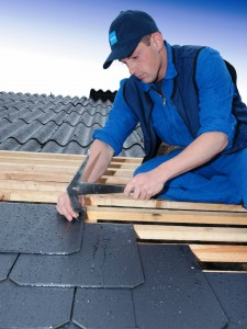 Eternit-Dacheindeckungen bieten Sicherheit, Foto Eternit