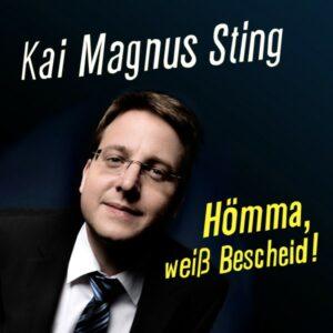 Kai Magnus Sting, Hömma, weiß Bescheid CD Cover