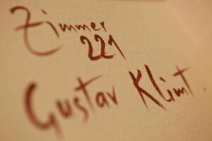 Klimt-Zimmernummer