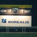 Rannersdorfer Stadionuhr