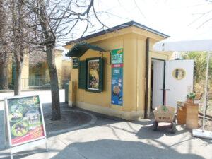 Kiosk des Vereins der Freunde des Tiergarten Schönbrunn