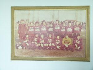 Die Streitmacht 1. SSC in der Bundesliga anno 1973/74.