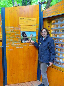 Tiergartendirektorin Dagmar Schratter