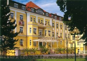 Blick auf das Wiener St. Josef-Krankenhaus. Foto: Vinzenz Gruppe