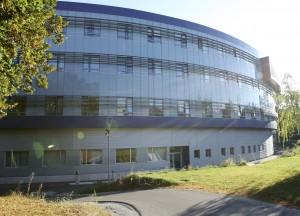 Aussen-Ansicht des Orthopädischen Spitals in Wien-Speising. Foto: Vinzenz Gruppe