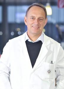 Primar Dr. Werner Anderl, Krankenhaus der Barmherzigen Schwestern Wien.