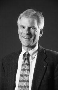 Anders Holte, Vorstandsvorsitzender der Eternit-Werke Ludwig Hatschek AG. Foto: Eternit