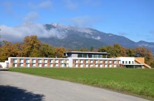 Das neue Viersternehotel Spirodom Admont wurde am 25. Oktober 2012 eröffnet. Foto: Medienmanufaktur Admont/Ernst Reichenfelser