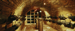 Bei zielgerichteter Lagerung kann ein Wein jahrelang reifen und seinen vollmundigen Geschmack im Laufe der Zeit vollenden. Foto: ÖWM/Komitee Kamptal
