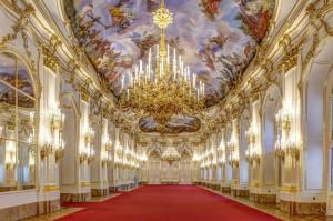 Gro§e Galerie im Schloss Schšnbrunn