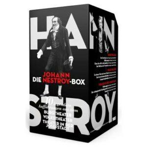 Johann Nestroy DVD-Box aus dem Hause HOANZL.