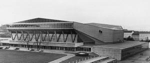 In der Zeit von 1959 bis 2009 fand hier das legendäre Wiener Stadthallen-Turnier statt. Foto: Archiv der Gemeinde Wien