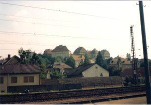 Blick auf die Freiherr Karl von Birago Pionier-Kaserne in Melk. Foto: oepb