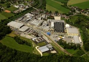 Blick auf die S. Spitz GmbH in Attnang-Puchheim in Oberösterreich. Foto: Spitz