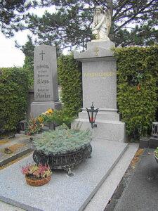 Am Hietzinger Friedhof fand Heinz Conrads seine letzte Ruhestätte. Foto: oepb