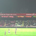 Blick auf die Nordtribüne der Generali-Arena. Foto: oepb