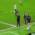 Der Tausch Roman Kienast für Philipp Hosiner in der 83. Minute sollte zum Glückgriff werden ... Foto: oepb