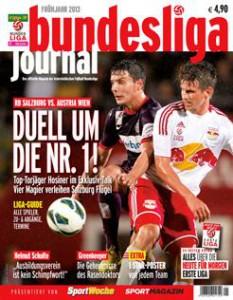 Bundesliga Journal Fr_hling 2013