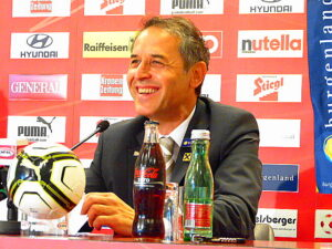 ÖFB-Teamchef Marcel Koller. Foto: oepb