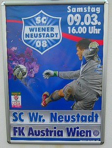 Match-Plakat