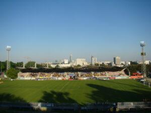 Vom höchsten Punkt der Hohen Warte genießt man einen herrlichen Überblick über das Spiel der Vienna mund auch in Richtung Wiener Skyline. Foto: oepb