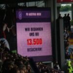 Am 13. Mai 2010 gab es in Favoriten den absoluten Stadion-Rekord mit 13.500 Besuchern. Foto: oepb