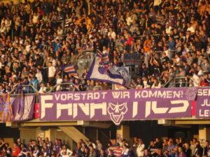 Knapp 9.100 Zuschauer pilgern regelmäßig zur Wiener Austria nach Favoriten. Foto: oepb