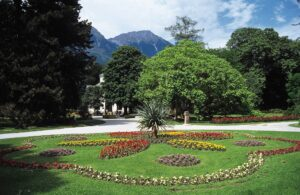 Blick in den Hofgarten Innsbruck. Foto: Michalski