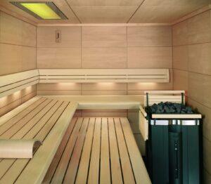 Die Berliner Studien-Ergebnisse bestätigen eindeutig die positive Wirkungskraft einer speziellen Saunaform auf Bluthochdruckpatienten: das Sanarium® - eine kreislaufschonende Saunavariante. Foto: KLAFS MY SAUNA AND SPA