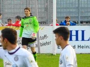 Marin Leovac und Thomas Murg (beide FAK) sowie Udo Siebenhandl (Parndorf).  Foto: oepb