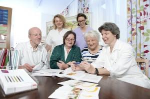 TeamderDiabetikerGruppenschulungenimKHGttlicherHeiland