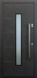 """Edler Werkstoff, edles Design. Die """"Ceramic""""-Türen von TOPIC punkten mit hochrobuster und kratzfester Keramikoberfläche. Foto: TOPIC"""